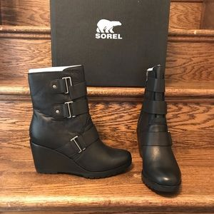 Sorel After Hours Wedge Boot